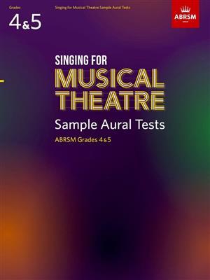 Singing for Musical Theatre Sample Aural Gr 4-5