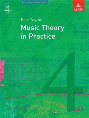 Music Theory In Practice Grade 4 Revised 2008 Edition Book