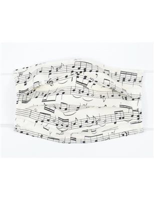 Face Covering Music Design 12 (Cotton) 18,5*9,5 cm