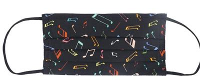 Face Covering Music Design 18 (Cotton) 18,5*9,5 cm
