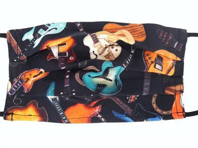 Face Covering Music Design 28 (Cotton) 18,5*9,5 cm