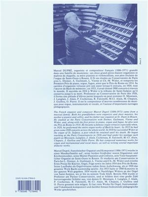 Marcel Dupré: 6 Antiennes pour le Temps de Noël Op.48 (Organ). Sheet Music