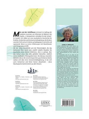 Isabelle Aboulker: Mila Und Der Schiffbaum (Vocal/Piano Score) (German)