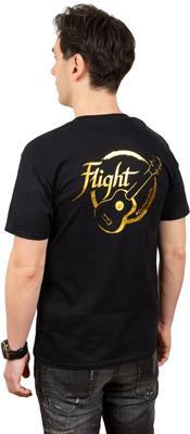 Golden Logo T-Shirt - Male (Small)