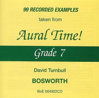 Aural Time! Practice Tests - Grade 7