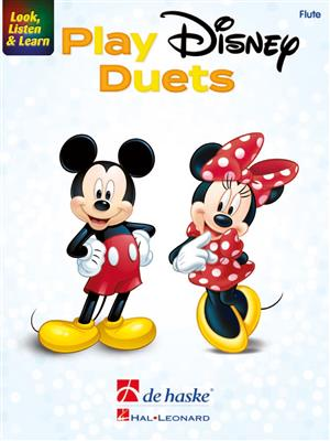Look, Listen and Learn - Play Disney Duets