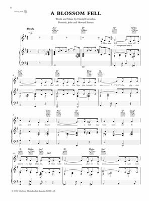 You're The Voice: Nat King Cole. PVG Sheet Music, CD