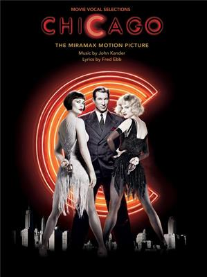 John Kander: Chicago - Movie Vocal Selections Cover