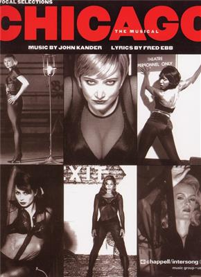 Chicago The Musical: Vocal Selections