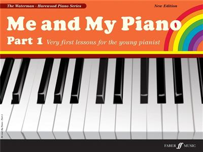 Cover for Me And My Piano Part 1