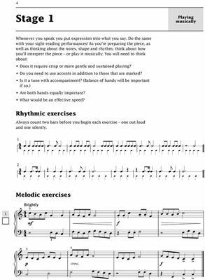 Paul Harris Improve Your Sight Reading Grade 4 Piano