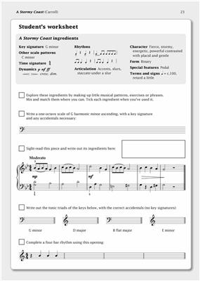 Paul Harris Richard Crozier Improve Your Piano Grade 3