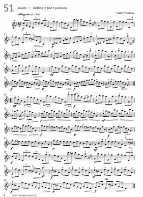 80 Graded Studies For Violin Book 2