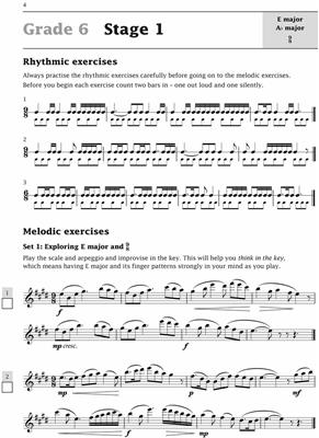 Improve your sight-reading! Flute Grades 6-8
