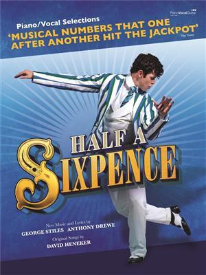 Half A Sixpence - Piano/Vocal Selections
