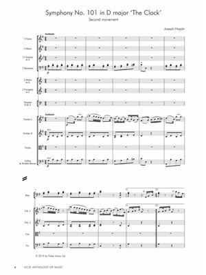 AQA GCSE Anthology of Music