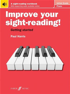 Improve your sight-reading! Piano Initial Grade
