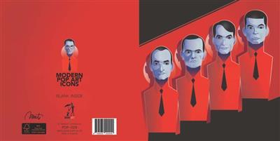 Pop Art Icons Kraftwerk Card
