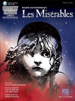 Broadway Singer's Edition: Les Mis�rables (Book/Online Audio)