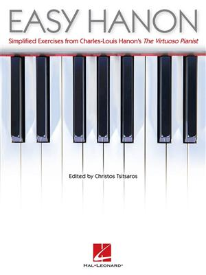 Easy Hanon: Simplified Exercises For Piano