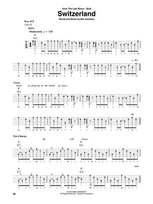 Banjo Play Along Volume 3 Folk Rock Hits Book CD