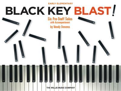 Black Key Blast!. Piano Sheet Music