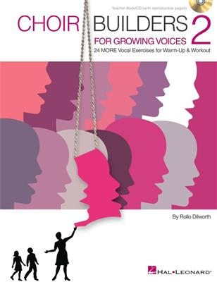 Choir Builders For Growing Voices: 2