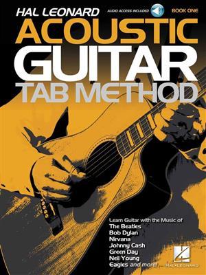Hal Leonard Acoustic Guitar Tab Method � Book 1 (Book/Online Audio)