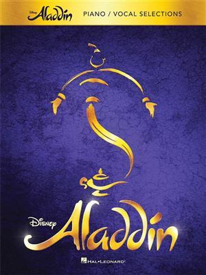 Alan Menken: Aladdin � Broadway Musical Vocal Selections (PVG)