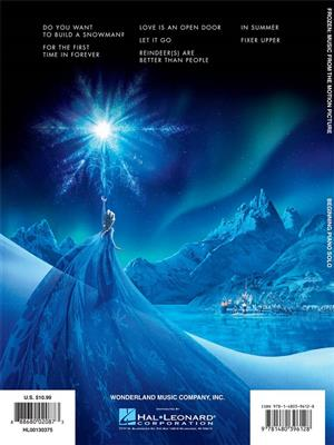 Frozen: Music From The Motion Picture Series - Beginning Piano Solo Songbook