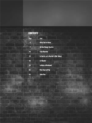 Ukulele Play-Along Volume 38: Jazz (Book/Online Audio)