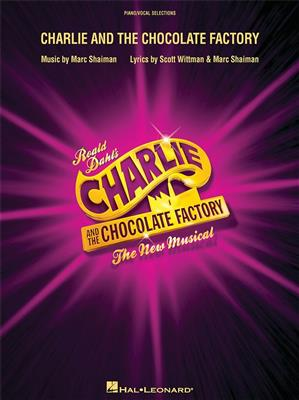 Charlie And The Chocolate Factory Vocal Selections
