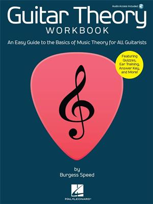 Burgess Speed: Guitar Theory Workbook