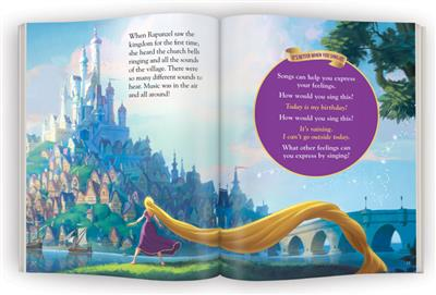 Tangled: It's Better When You Sing It - A Musical Exploration Storybook