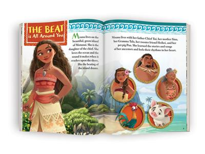 Moana – The Beat Of Your Heart (Book/Download)
