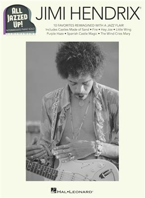Cover for All Jazzed Up Jimi Hendrix