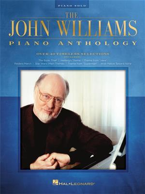 Cover for The John Williams Piano Anthology