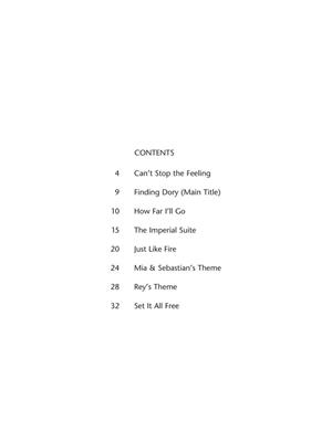Movie Blockbusters: 8 Great Arrangements For Intermediate Piano Solo