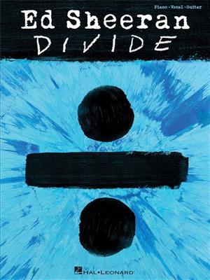 Ed Sheeran Divide PVG Songbook