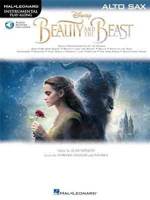 Beauty And The Beast: Alto Saxophone