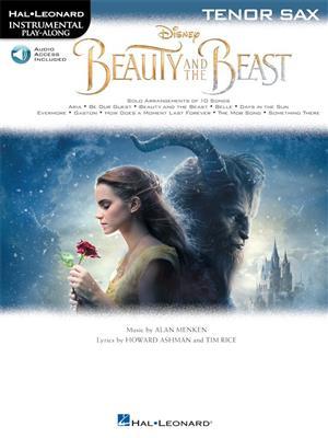 Beauty And The Beast Tenor Saxophone