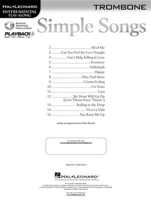 Simple Songs: Trombone