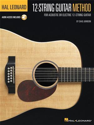 Hal Leonard 12-String Guitar Method