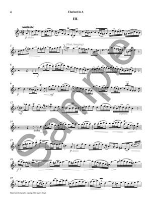 Gamba Sonata No. 2 Clarinet-Piano