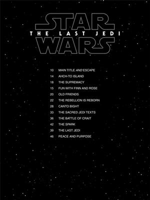 John Williams Star Wars The Last Jedi