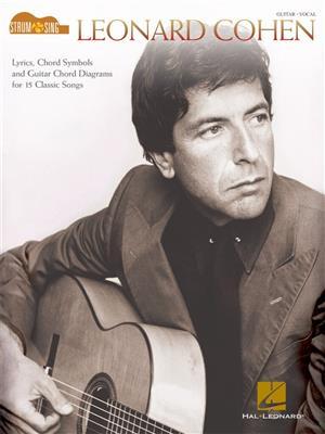Leonard Cohen - Strum and Sing Guitar