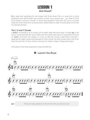 FastTrack Ukulele Method - Book 2