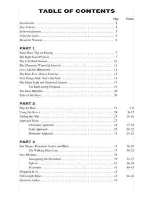 Ed Friedland: Rock Bass 101