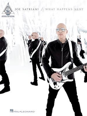 Joe Satriani: What Happens Next - Guitar Recorded Versions