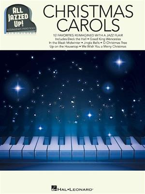 Cover for All Jazzed Up Christmas Carols